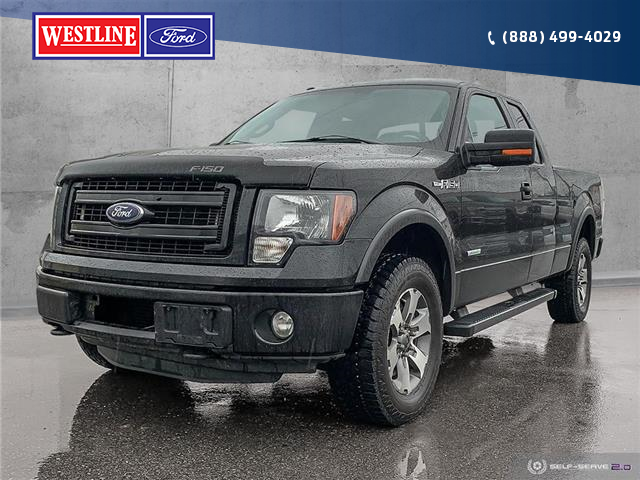 2013 Ford F-150 FX4 (Stk: 20T175A) in Quesnel - Image 1 of 25