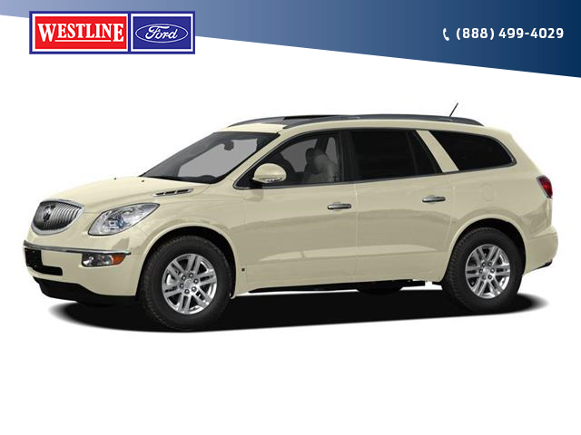 2010 Buick Enclave CXL (Stk: 20122A) in Quesnel - Image 1 of 4