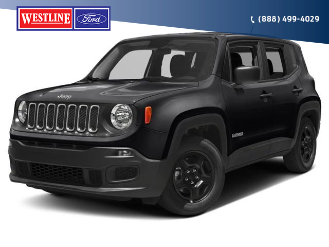 2016 Jeep Renegade North (Stk: 20T252A) in Williams Lake - Image 1 of 9