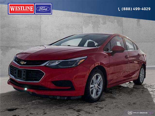 2016 Chevrolet Cruze LT Auto (Stk: 2117A) in Dawson Creek - Image 1 of 25