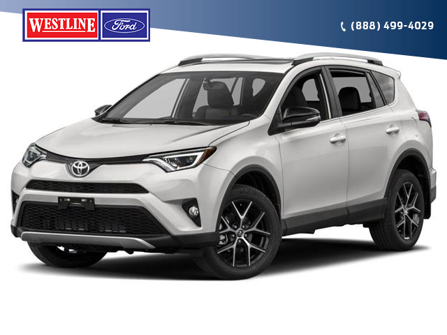2017 Toyota RAV4 SE (Stk: 2131AL) in Dawson Creek - Image 1 of 9