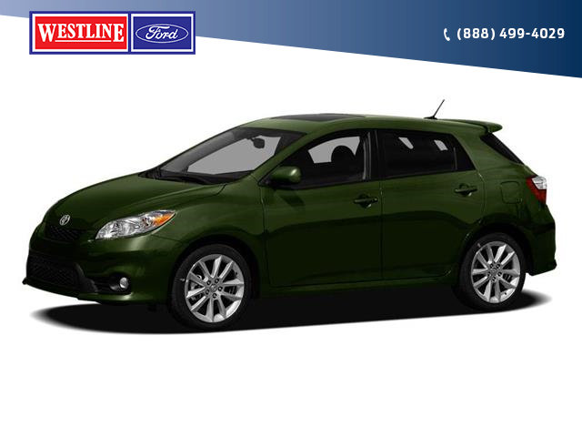 2012 Toyota Matrix Base (Stk: 2120ALA) in Dawson Creek - Image 1 of 1