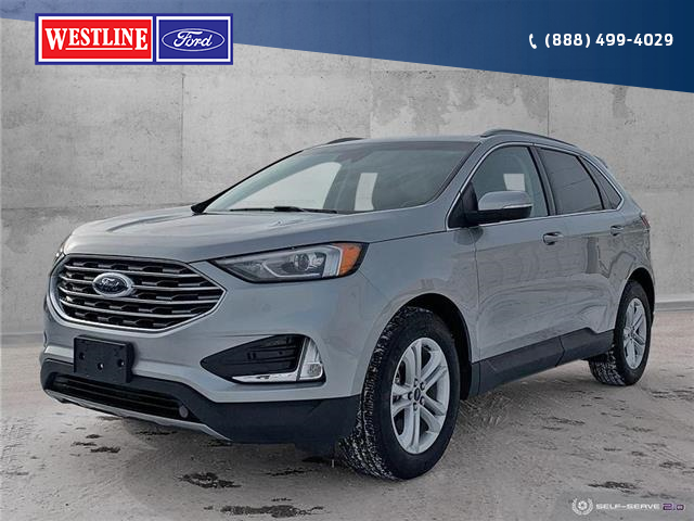2020 Ford Edge SEL (Stk: 9894) in Quesnel - Image 1 of 25