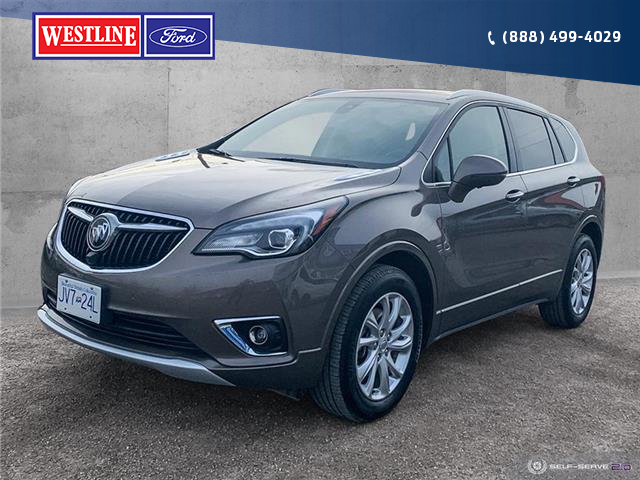 2019 Buick Envision Premium II (Stk: 19T198) in Williams Lake - Image 1 of 23