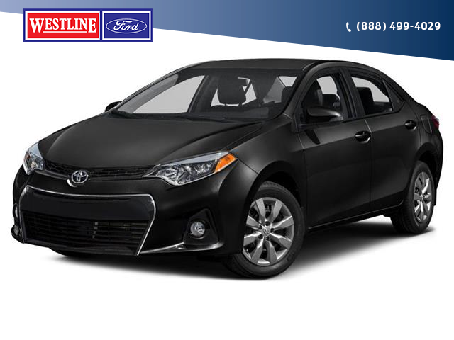 2016 Toyota Corolla S (Stk: PO1910B) in Dawson Creek - Image 1 of 10