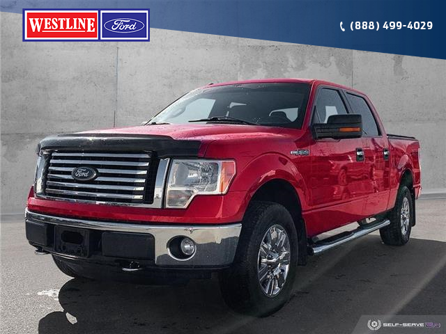 2012 Ford F-150  (Stk: 21T013AA) in Quesnel - Image 1 of 24