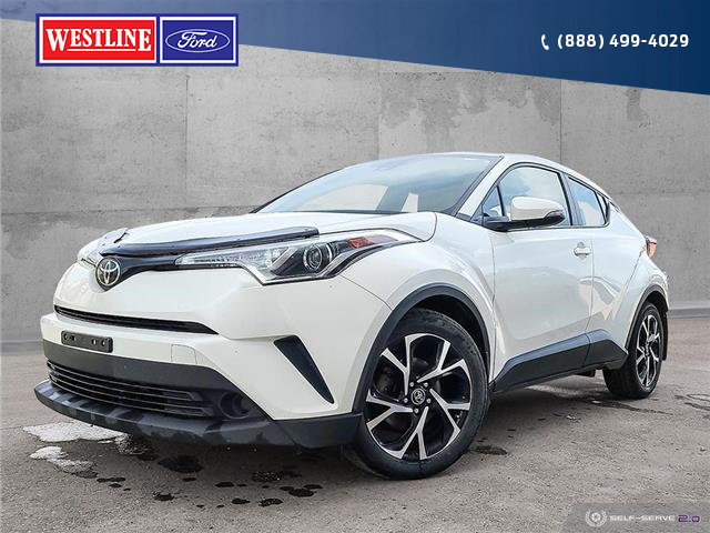 2018 Toyota C-HR XLE (Stk: 1932AL) in Dawson Creek - Image 1 of 25