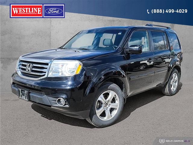 2015 Honda Pilot EX-L (Stk: 2153A) in Dawson Creek - Image 1 of 25