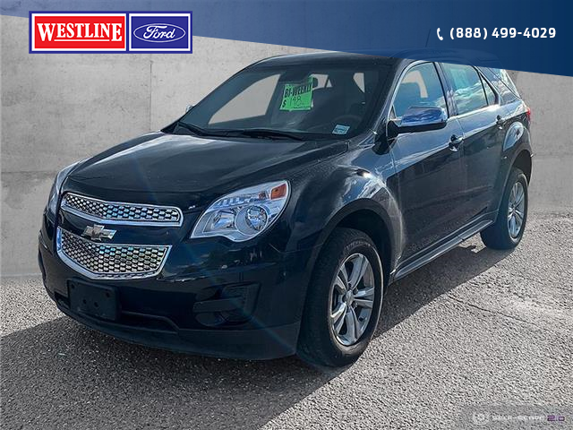 2015 Chevrolet Equinox LS (Stk: 20T164A) in Williams Lake - Image 1 of 24