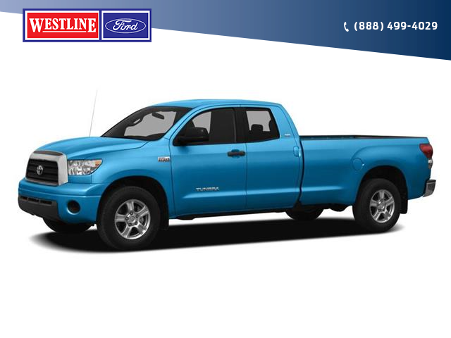 2007 Toyota Tundra SR5 5.7L V8 (Stk: 21T137A) in Williams Lake - Image 1 of 2