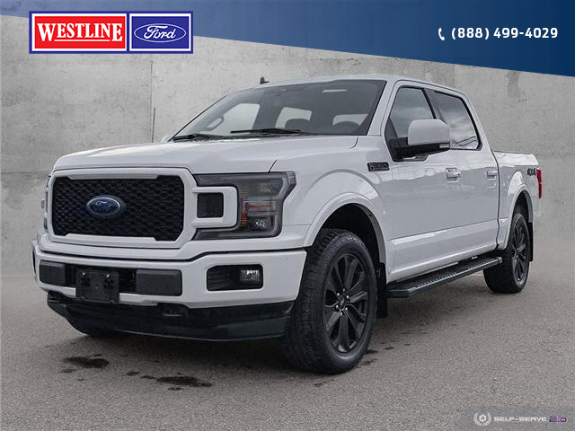 2020 Ford F-150 Lariat (Stk: 9956) in Quesnel - Image 1 of 24