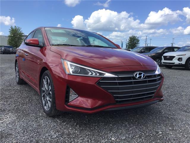 2020 Hyundai Elantra Luxury (Stk: R05061) in Ottawa - Image 1 of 9
