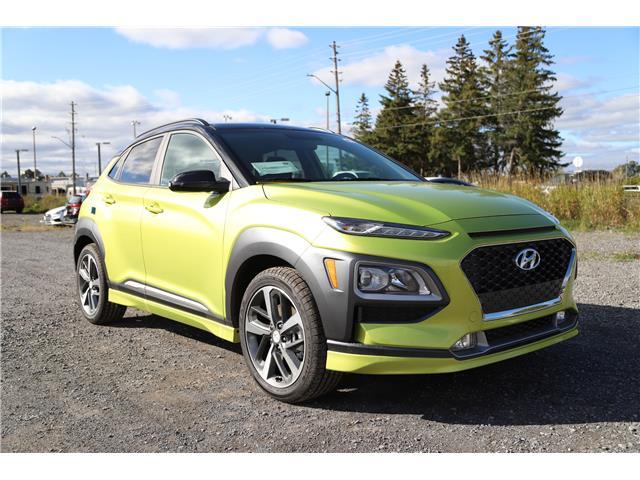 2020 Hyundai Kona 1.6T Trend w/Two-Tone Roof (Stk: R05222) in Ottawa - Image 1 of 9