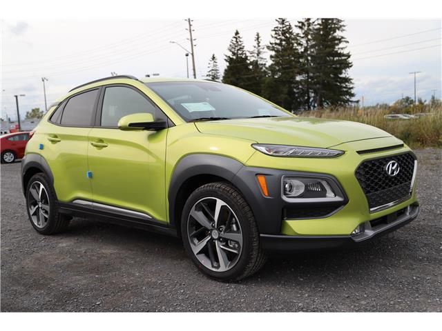 2020 Hyundai Kona 1.6T Ultimate w/Lime Colour Pack (Stk: R05158) in Ottawa - Image 1 of 9