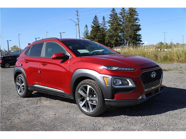 2020 Hyundai Kona 1.6T Ultimate w/Red Colour Pack (Stk: R05316) in Ottawa - Image 1 of 8