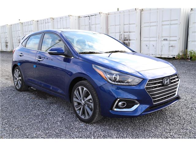 2020 Hyundai Accent Ultimate (Stk: R05264) in Ottawa - Image 1 of 19