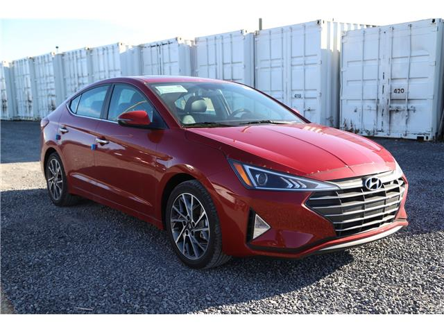 2020 Hyundai Elantra Luxury (Stk: R05336) in Ottawa - Image 1 of 10