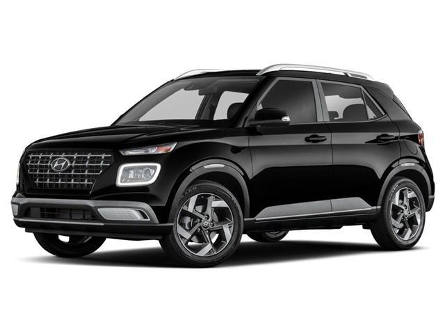 2020 Hyundai Venue Ultimate w/Black Interior (IVT) (Stk: R05480) in Ottawa - Image 1 of 2
