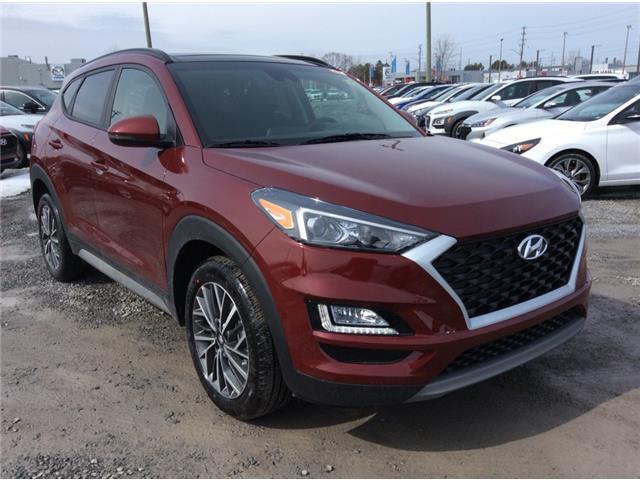 2020 Hyundai Tucson Preferred w/Trend Package (Stk: R06088) in Ottawa - Image 1 of 15