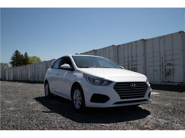 2020 Hyundai Accent Preferred (Stk: R06164) in Ottawa - Image 1 of 9