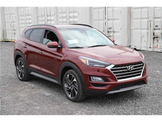2020 Hyundai Tucson Ultimate (Stk: R06035) in Ottawa - Image 1 of 13