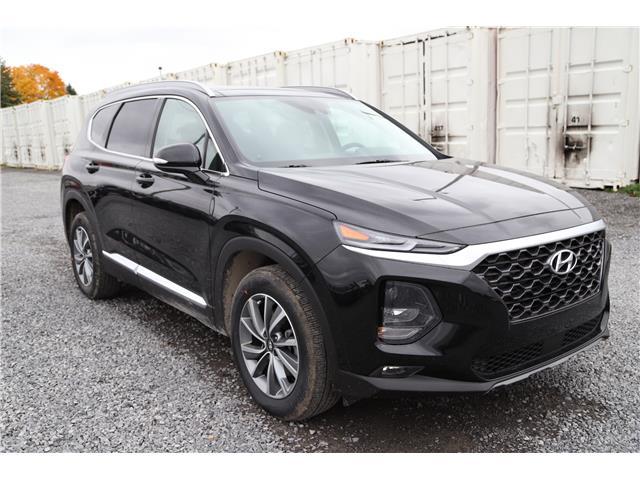 2020 Hyundai Santa Fe Preferred 2.4 w/Sun & Leather Package (Stk: R05282) in Ottawa - Image 1 of 13