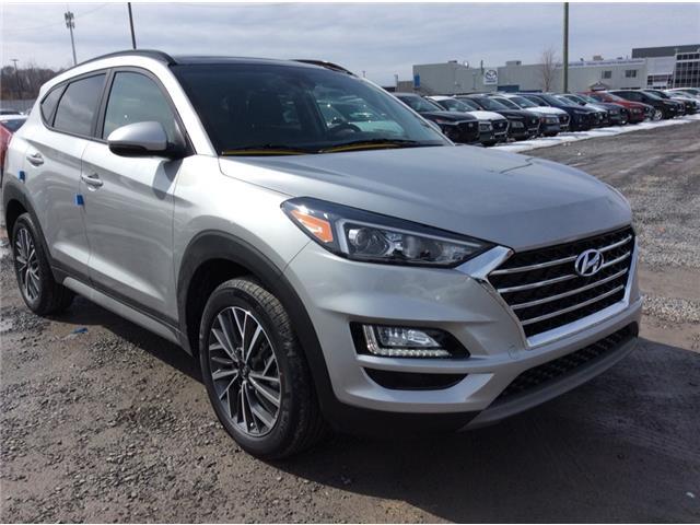 2020 Hyundai Tucson Luxury (Stk: R06078) in Ottawa - Image 1 of 17
