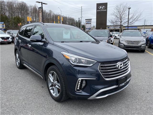 2018 Hyundai Santa Fe XL Limited (Stk: P3376) in Ottawa - Image 1 of 24