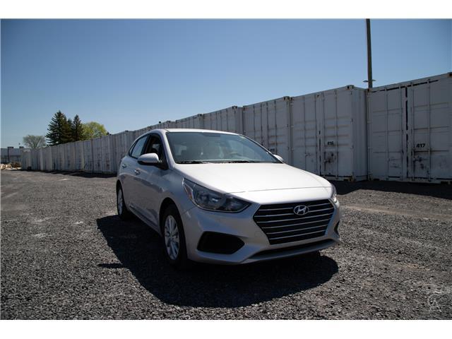 2020 Hyundai Accent Preferred (Stk: R05976) in Ottawa - Image 1 of 9