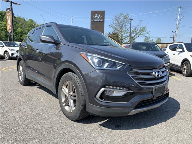 2017 Hyundai Santa Fe Sport  (Stk: R06037A) in Ottawa - Image 1 of 23