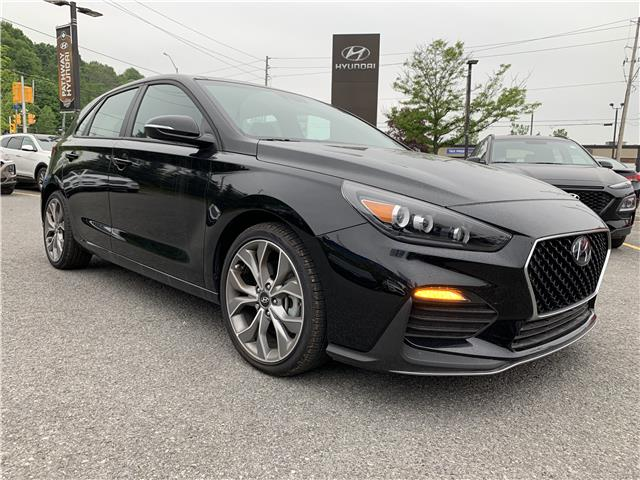 2019 Hyundai Elantra GT N Line Ultimate (Stk: R95771) in Ottawa - Image 1 of 24
