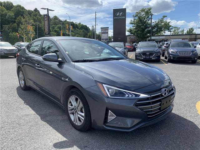 2020 Hyundai Elantra Preferred (Stk: X1479) in Ottawa - Image 1 of 20