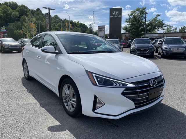 2020 Hyundai Elantra Preferred (Stk: X1476) in Ottawa - Image 1 of 19