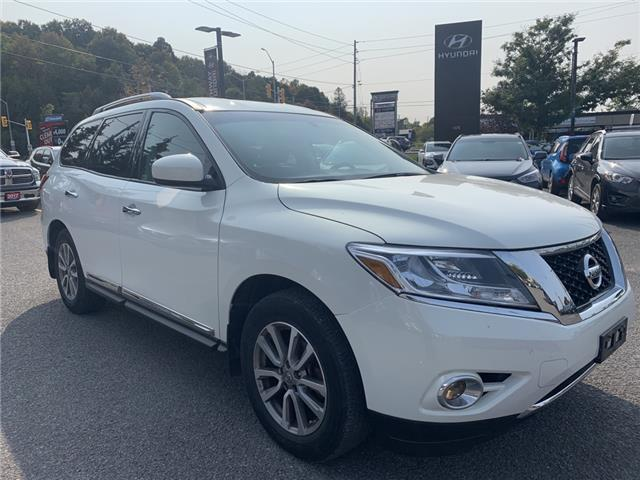 2014 Nissan Pathfinder  (Stk: R06647A) in Ottawa - Image 1 of 18