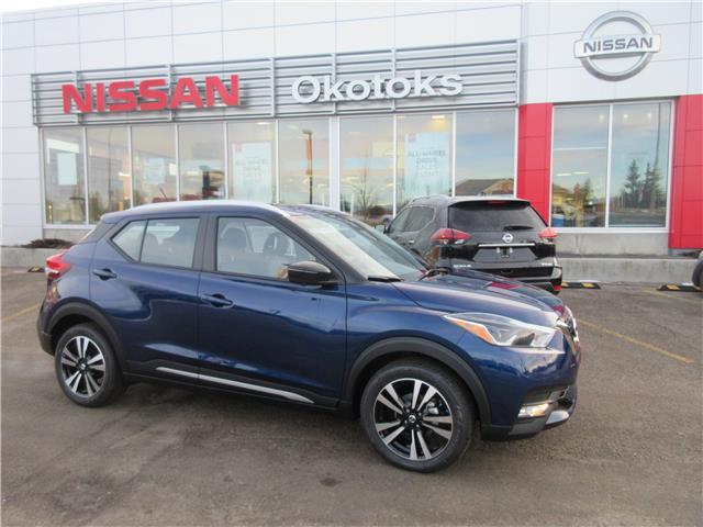 2019 Nissan Kicks SR (Stk: 9576) in Okotoks - Image 1 of 24