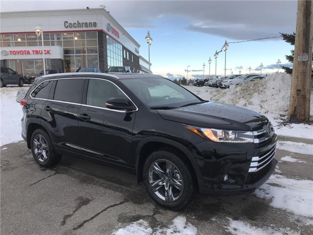 2019 Toyota Highlander Limited (Stk: 190490) in Cochrane - Image 1 of 27