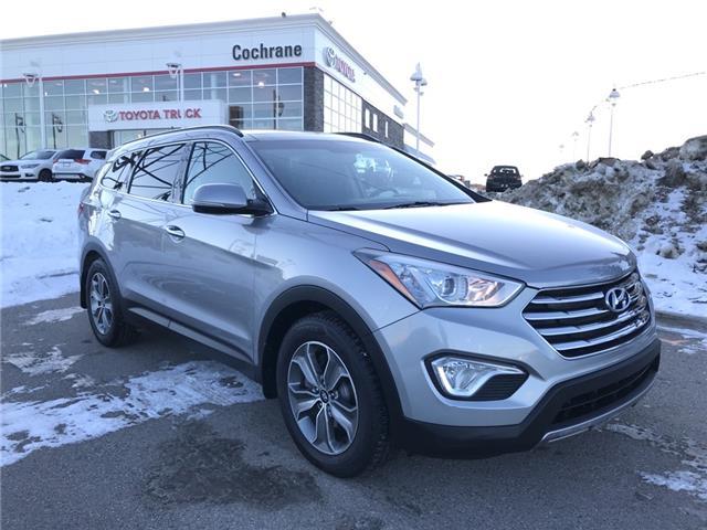 2015 Hyundai Santa Fe XL Luxury KM8SNDHF1FU096356 200146A in Cochrane