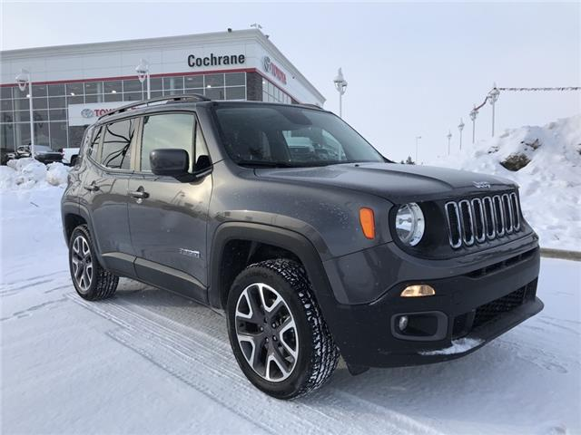 2016 Jeep Renegade North (Stk: 2886A) in Cochrane - Image 1 of 19