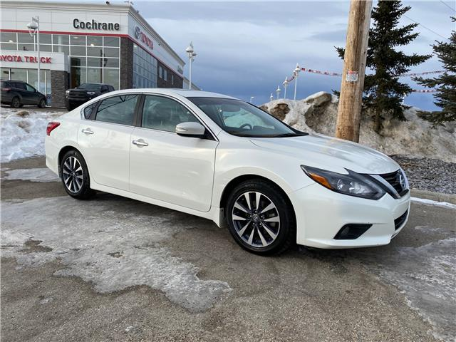 2017 Nissan Altima 2.5 SL (Stk: 190332B) in Cochrane - Image 1 of 21
