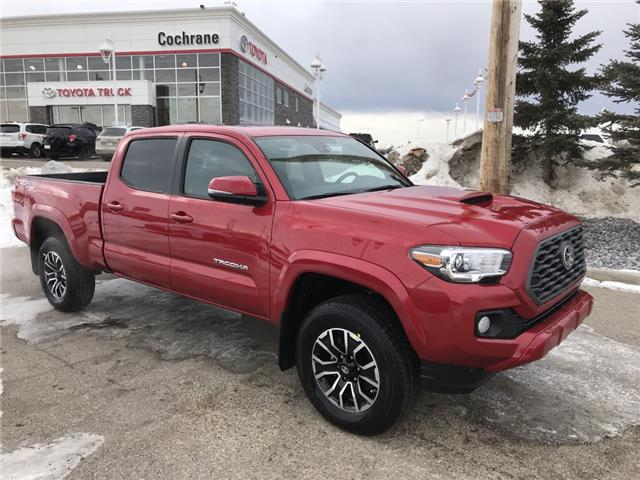2020 Toyota Tacoma Base (Stk: 200169) in Cochrane - Image 1 of 22