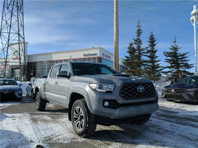 2020 Toyota Tacoma Base (Stk: 200184) in Cochrane - Image 1 of 14