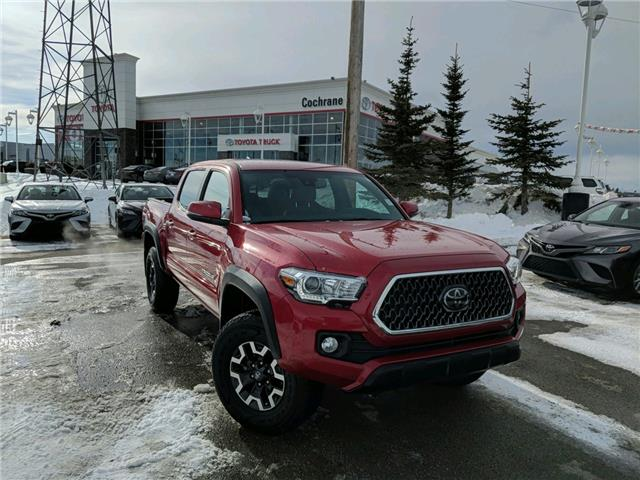 2018 Toyota Tacoma TRD Off Road (Stk: 200216A) in Cochrane - Image 1 of 17
