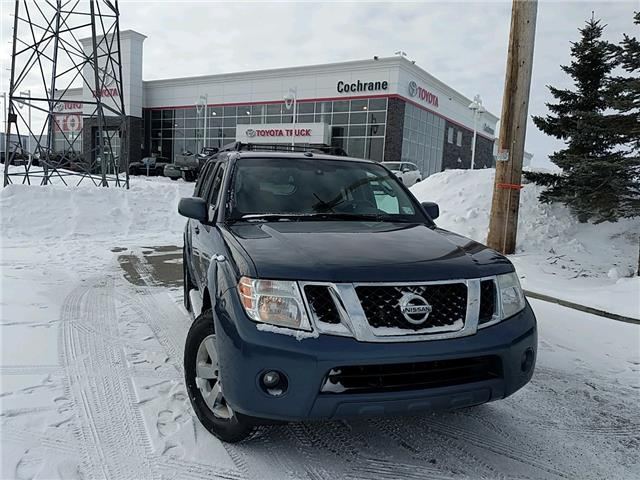 2008 Nissan Pathfinder S (Stk: 2977A) in Cochrane - Image 1 of 17