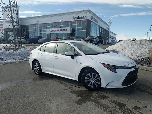 2020 Toyota Corolla Hybrid Base (Stk: 200269) in Cochrane - Image 1 of 15