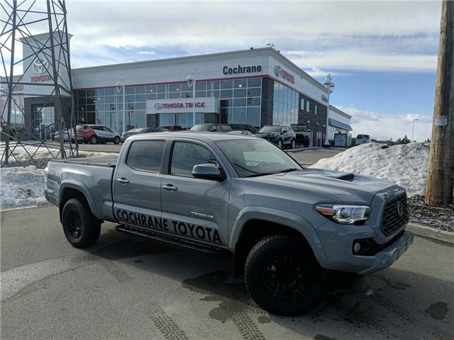 2020 Toyota Tacoma Base (Stk: 200063) in Cochrane - Image 1 of 15