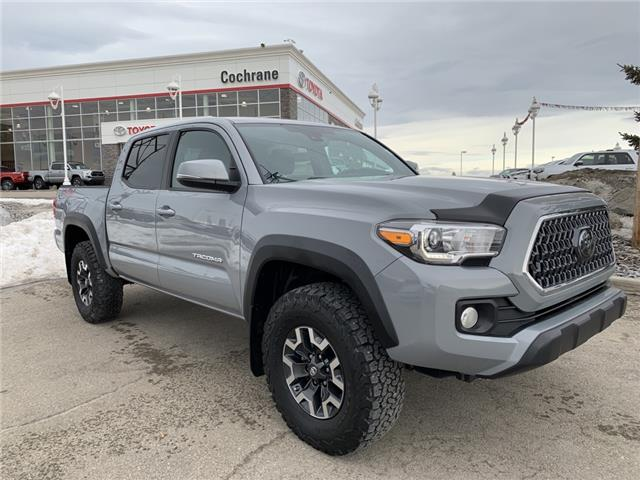 2018 Toyota Tacoma TRD Off Road (Stk: 3046) in Cochrane - Image 1 of 25