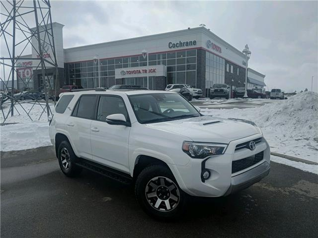 2020 Toyota 4Runner Base (Stk: 200324) in Cochrane - Image 1 of 17