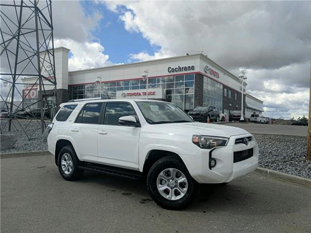 2020 Toyota 4Runner Base (Stk: 200371) in Cochrane - Image 1 of 19