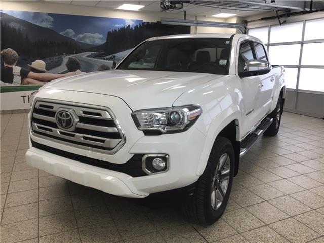2019 Toyota Tacoma Limited V6 (Stk: 3058) in Cochrane - Image 1 of 16