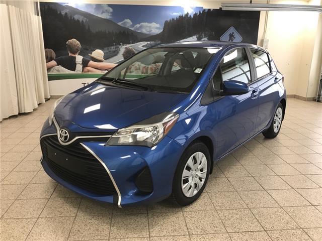 2017 Toyota Yaris LE (Stk: 3059) in Cochrane - Image 1 of 13